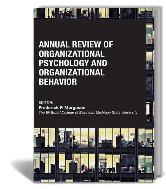 Annual Review of Psychology